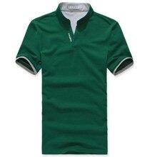 Polo de talla grande M-3XL para hombre, nueva camiseta de manga corta de algodón de alta calidad para hombre, camisetas de verano para hombre
