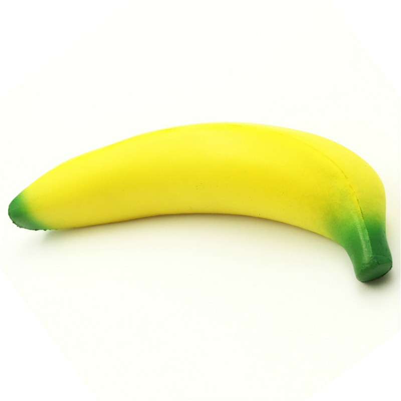 Dropshipping  Fruit Squeeze Toys Slow Rising Stress Relief Banana Squeeze Popular Funny Gags Toys enlarge