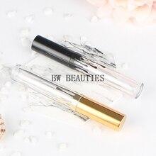 500Pcs/Lot 4ml Empty Clear Lip Gloss Tube Lip Balm Lipstick Bottle Container Beauty Tool Mini Sample Refillable Lipgloss Bottles