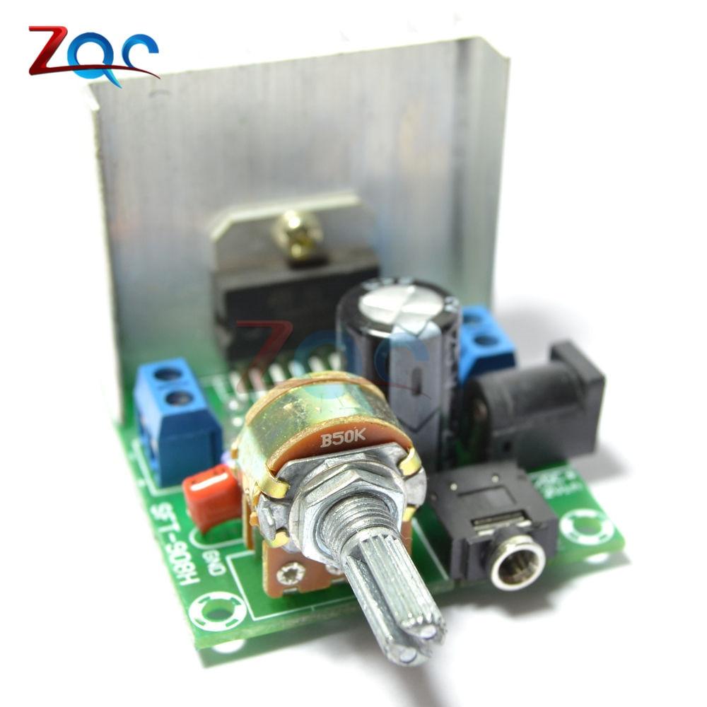 TDA7297 Version A 2X15W Amplificatore Stereo Digital Audio Amplifier Amplificador Module Board Dual-Channel Ampli Electro 9-15V