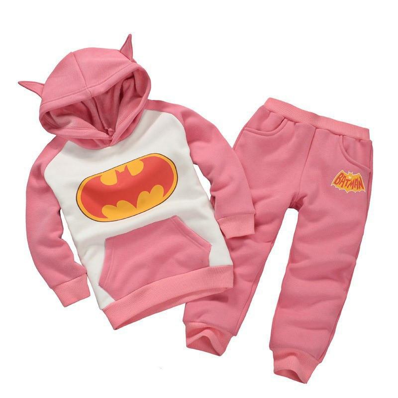 Batmaniga komplekt lastele