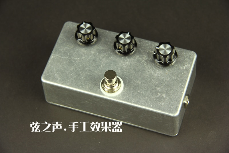 Mod DIY Colorsound Bass Fuzz Pedal fuera de borda guitarra eléctrica Stomp Box efecto amplificador AMP acústico accessory Effectors