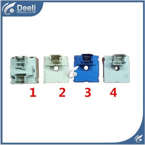 used for Washing Machine Parts Computer board program feature selection switch 19 file 15 file 2pcs/lot