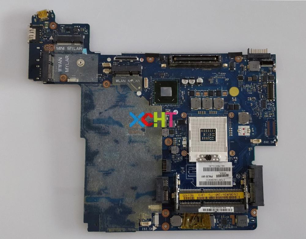 Para Dell Latitude E6420 CN-08VR3N 08VR3N 8VR3N PAL50 LA-6594P QM67 DDR3 placa base portátil a prueba