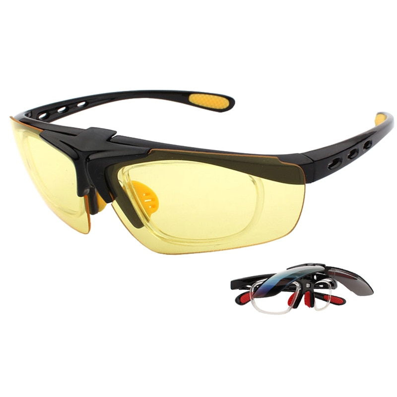 Flip-up lente óculos táticos anti-impacto exército militar tiro óculos ao ar livre paintball airsoft selva cs jogo de guerra
