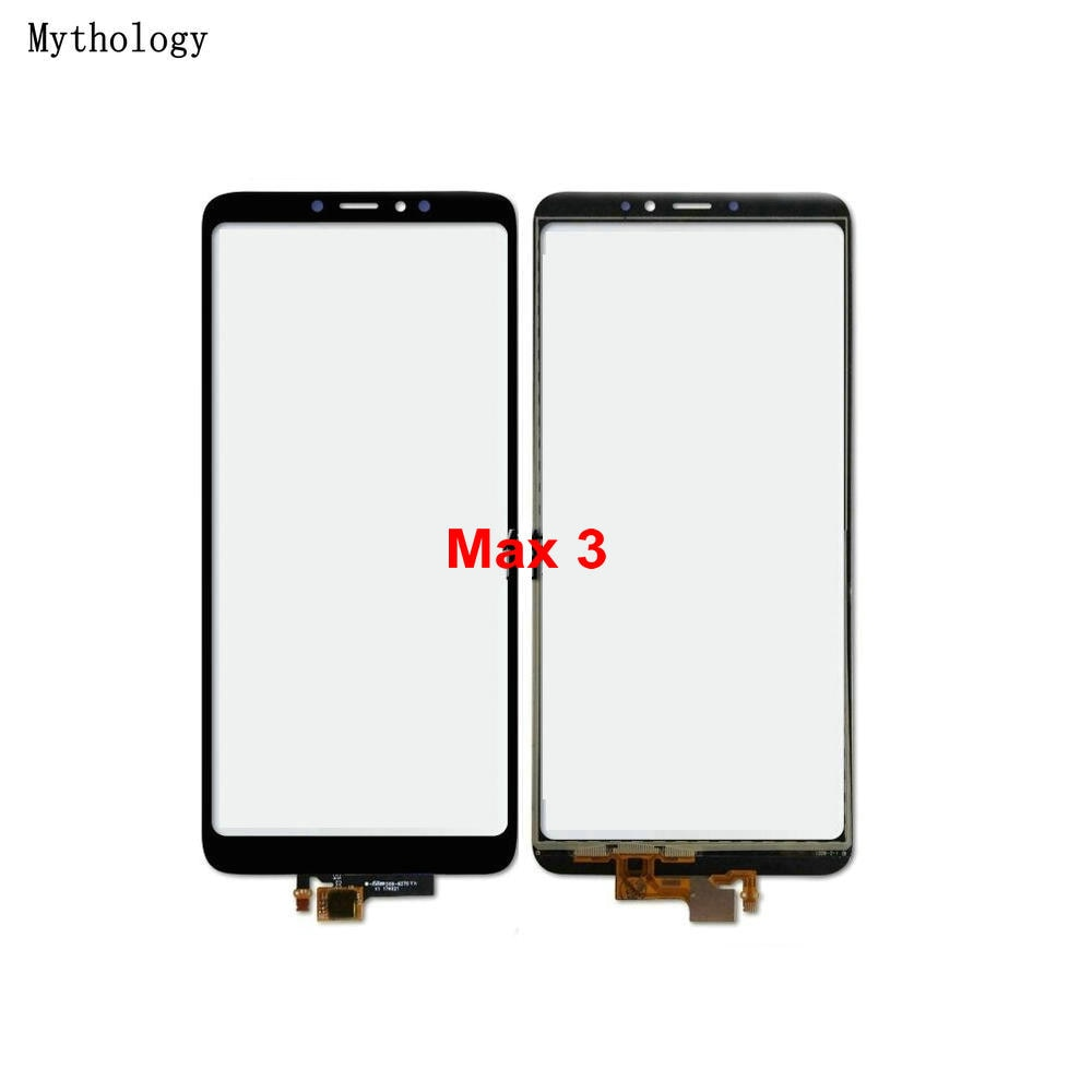 Touch Screen For Xiaomi Mi Max/Max 2 6.44Inch/Xiaomi Max 3 6.9Inch Mobile Phone Panel Front Glass Mythology enlarge