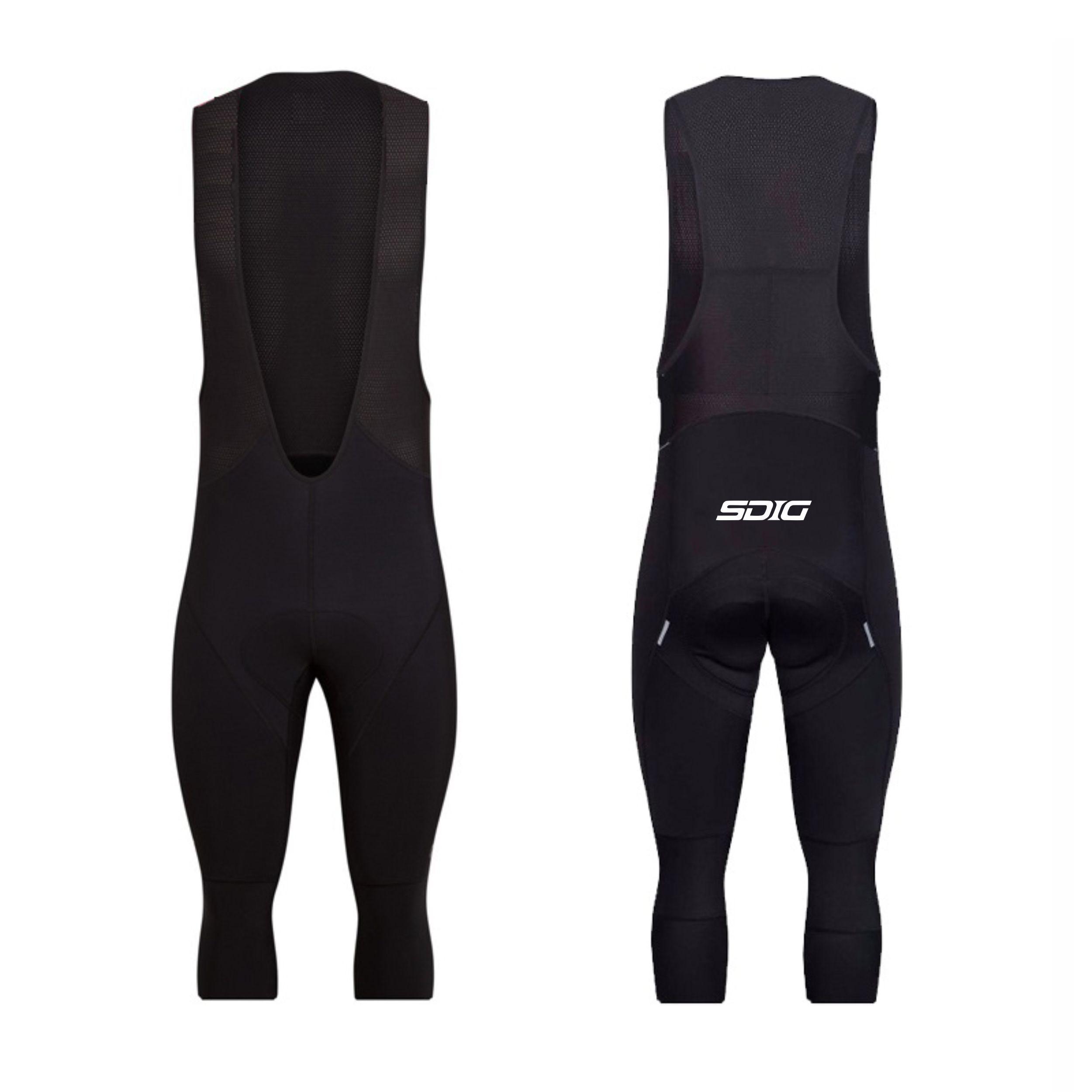 SDIG-pantalones cortos de Ciclismo con almohadilla de Gel, 3/4, Envío Gratis