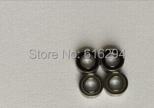 Bola de cerámica SR144 Acero inoxidable AISI440 (9Cr18) rodamientos de bolas de alta velocidad en miniatura SR144 (3.175*6,35*2,38 MM)/