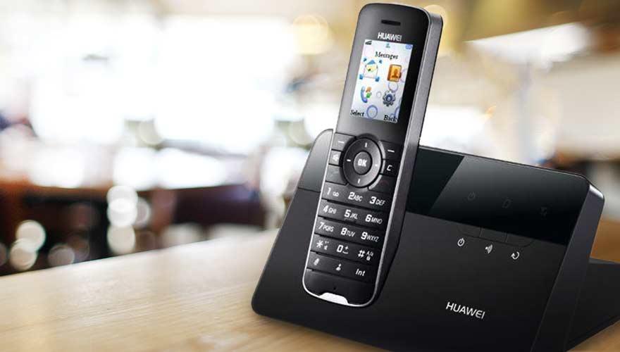 Lote de 200 pcs Huawei F685 GSM & WCDMA Telefone DECT Telefone sem fio