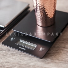 V60 balance à goutte/V60 échelle à goutte en métal Hario ABS   Échelle électronique Portable en acier inoxydable avec minuterie 2kg/0.1g LCD numérique