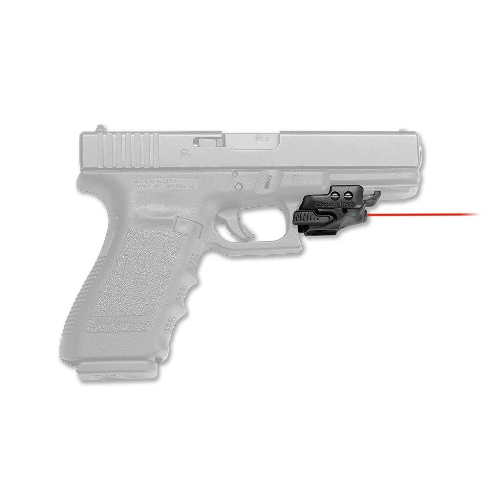 Ohhunt caza táctica CMR-201 riel Universal Micro vista láser para pistola y rifle de aire equipado con rieles envío gratis