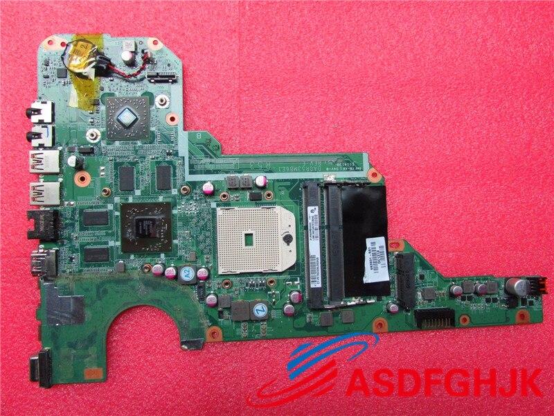 الأصلي ل HP جناح G4 G6 G7-2000 683031-501 683030-001 DA0R53MB6E1 DDR3 HD7670M اختبار شحن مجاني