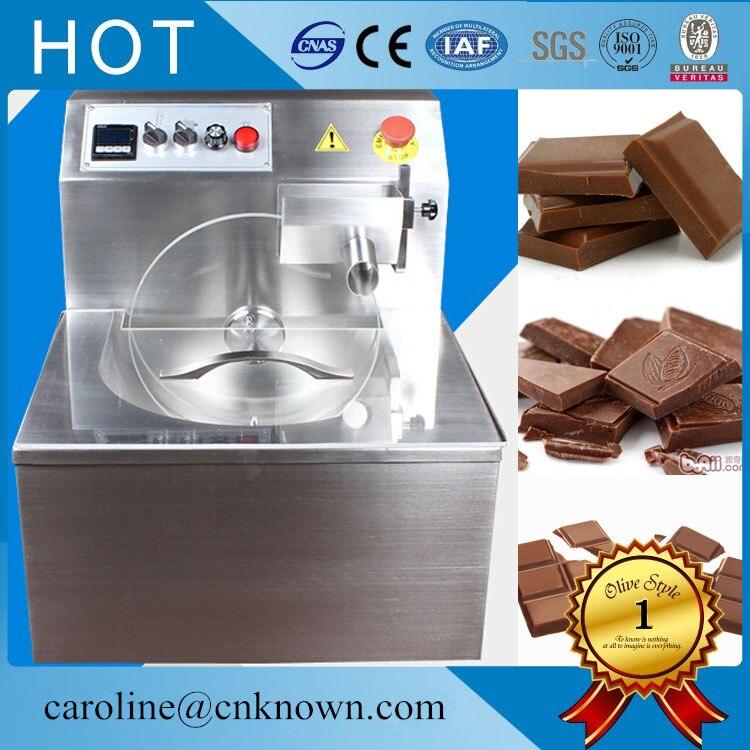 Machine de trempe de fusion de chocolat de la capacité commerciale 15kg électrique 110v à vendre