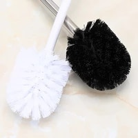 replacement tool cleaning brush head toilet brush head universal holder for toilet bathroom wc clean tool accessory