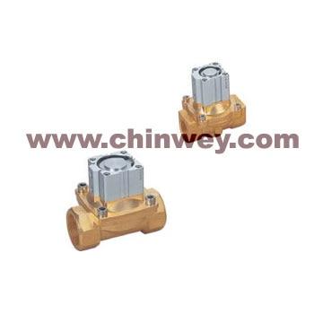 2Q series air control two-way pneumatic valve