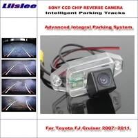 car reversing rear view camera for toyota fj cruiser 20072011 intelligent parking tracks backup dynamic guidance trajectory