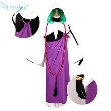 Touken Ranbu en ligne Iwatooshi Cosplay Costume scène Performance vêtements, parfait personnalisé pour vous!
