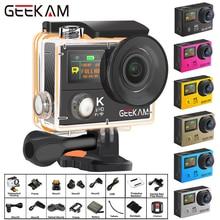 Caméra daction GEEKAM H3R/H3 Ultra HD 4 K/30fps 20MP WiFi 2.0