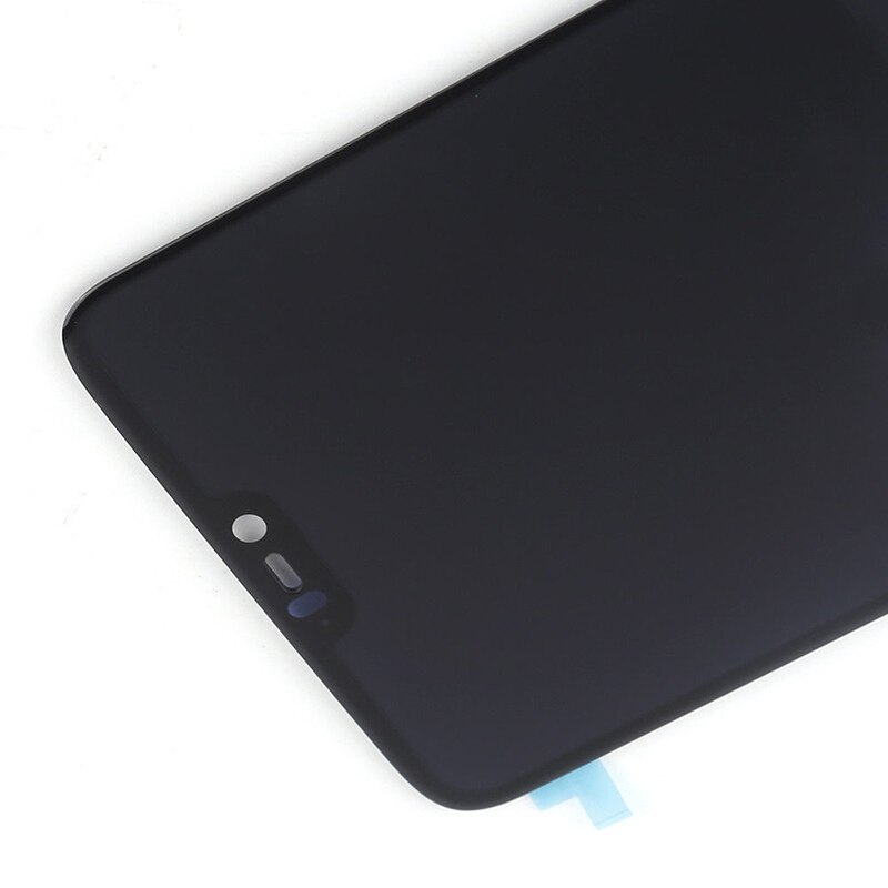 AMOLED original LCD display for Oneplus 6 display touch screen replacement kit 6.28 inches 2280 * 1080 glass screen + tools enlarge