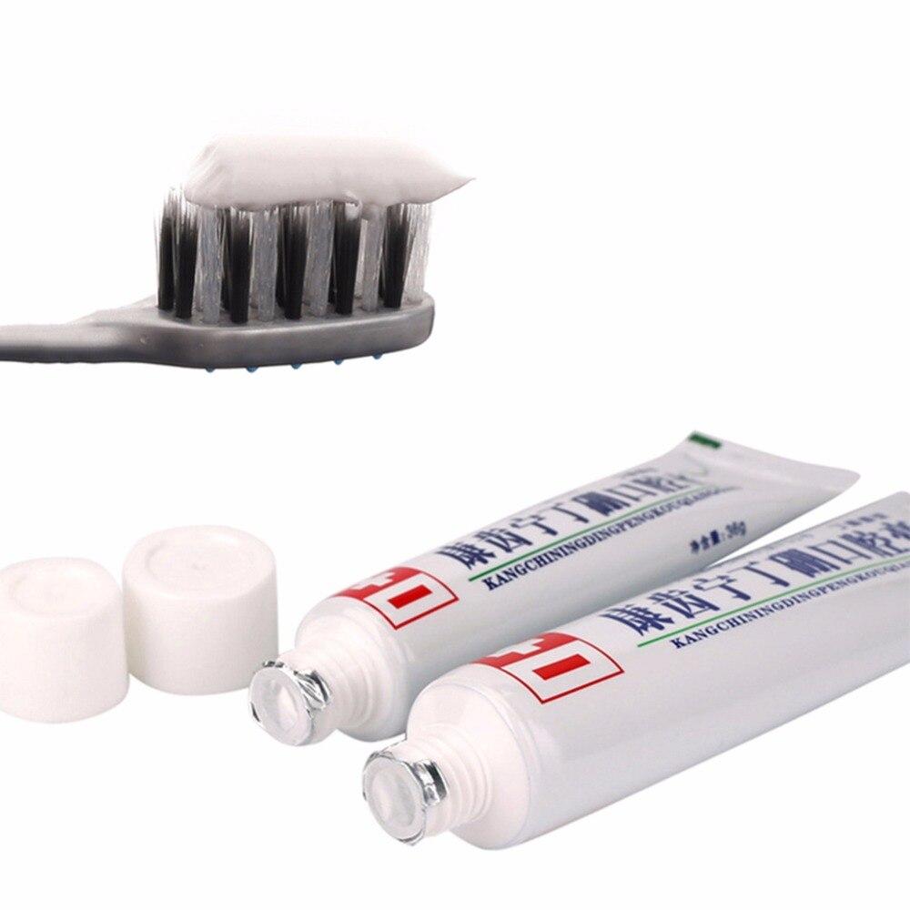 1 Uds pasta de dientes analgésica dentista pasta de dientes hincha los dientes mal aliento cavidad Oral pasta Oral inflamatoria