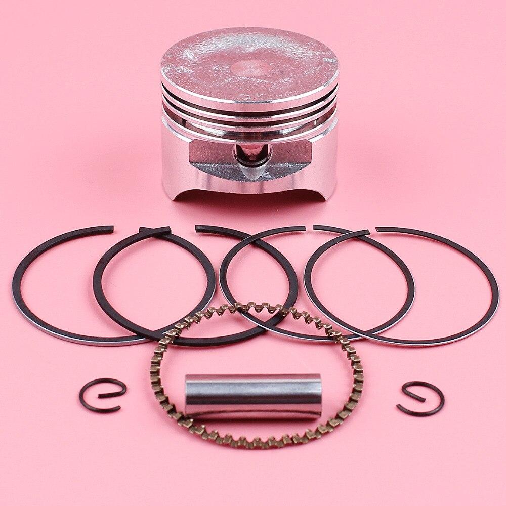 39 мм набор поршневых колец Circlip Pin для Honda GX35 GX35NT HHT35S GX 35 триммер резак генератор детали двигателя