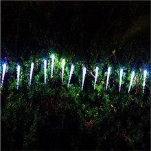 Luminaria 5 M 28 LED guirlande noël guirlande lumières glaçon lampe pour arbre de noël guirlande de mariage décoration extérieure