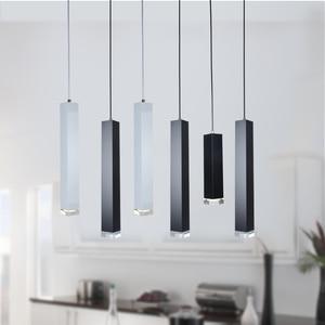 Современный подвесной светильник для кухни, люстры в стиле лофт, освещение для столовой, бара, ванной комнаты