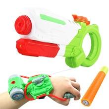 360ML Large Size Water Guns Water Fun Pools Gun Toys Large Size Summer Outdoor Wrist Gun Toys for Beach Gift for Boys
