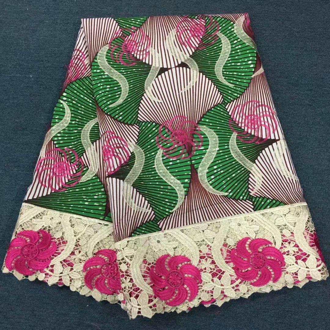 De clase alta diseño agujero george tela de encaje envases Indian george africana de seda cruda george tela de encaje hueco FL18-B12