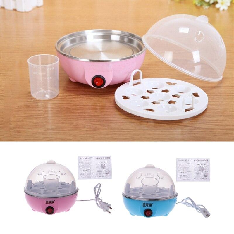 Мини-Электрический Пароварка для яиц, кухонный инструмент для приготовления пищи