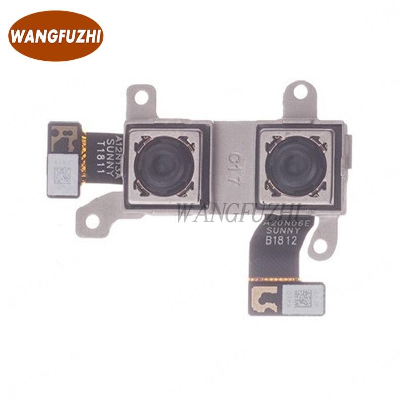 WANGFUZHI Original Rear Camera for Xiaomi Mi A2, 6X, Back Replacement Part