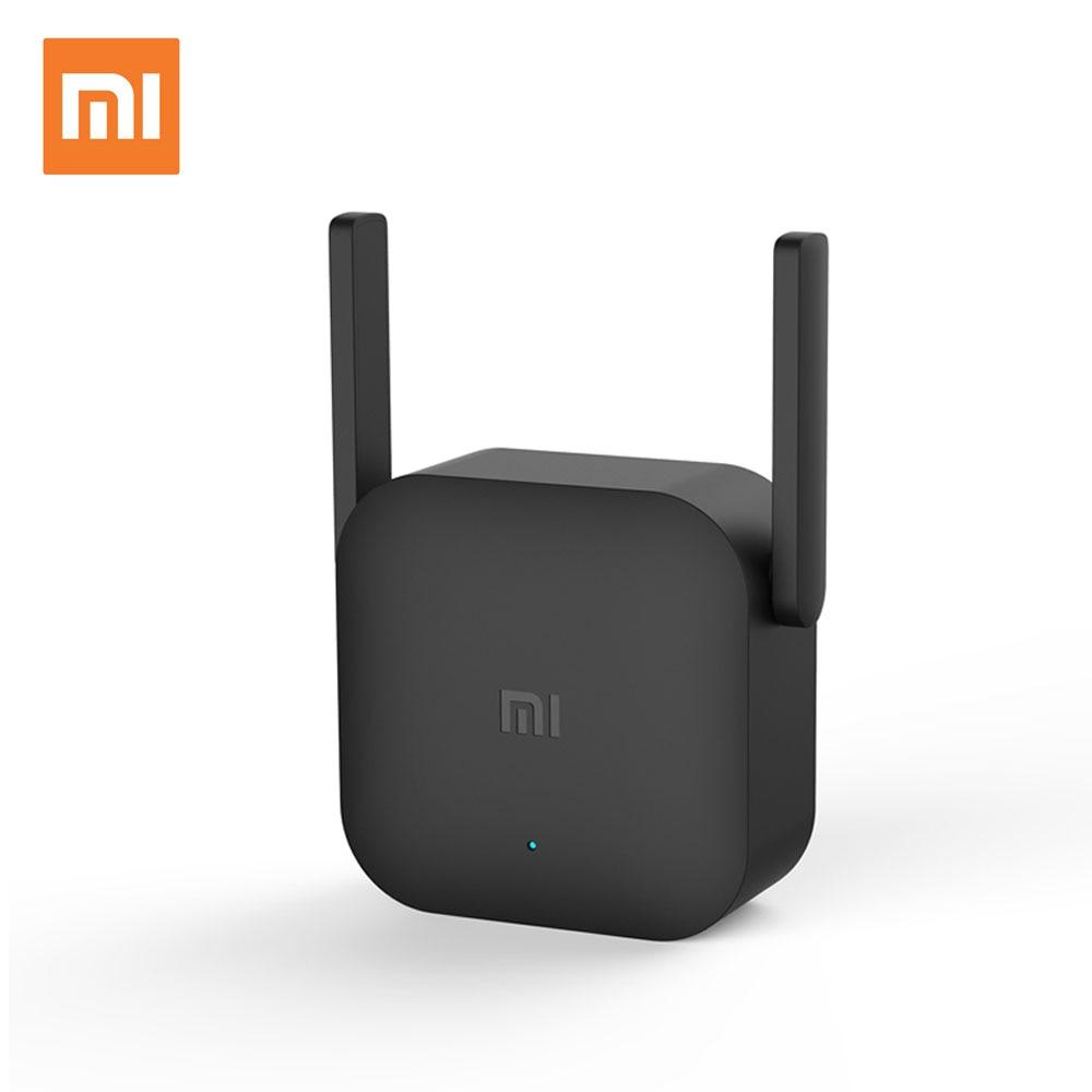Original Xiaomi WiFi amplificador Pro 300Mbps WiFi repetidor Mijia señal Wifi 2,4G de Router 2 Mi router inalámbrico mi Router