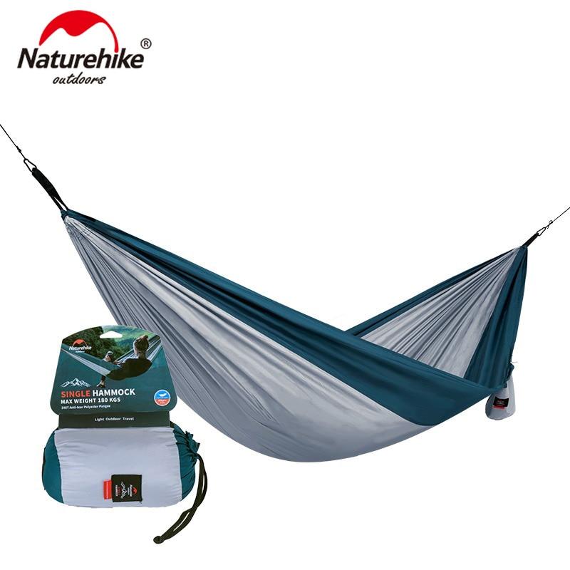 NatureHike-أرجوحة خفيفة للغاية لشخصين NH17D012 ، محمولة ، للتخييم والصيد