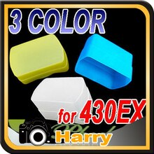 3 pièces Softbox Flash Rebond Diffuseur Pour Cann Flash Speedlite 430EX 430 EX II