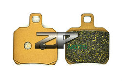 Brake Pads For BENELLI Trek 1130 Amazonas 2007-2013 TRE-K 1130 2006-2013 TNT 1130 Titamium 05-06 Rear OEM New High Quality