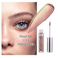 PHOERA 12 Shades Liquid Glitter Eyeshadow Pearly Waterproof Easy to Wear Party Radiant Fashion Metallic Diamond Eyeshadow TSLM1
