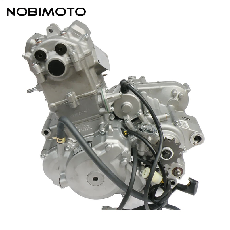 Motorbike 5-Speed Gearshift Water-cooled Engines For 5-Speed Gearshift Zongshen NC250 Water-cooled Engines ATV Motocross FDJ-033