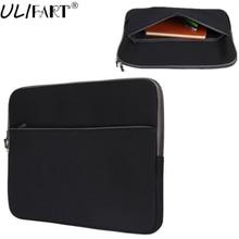 ULIFART 10 بوصة جيب للجهاز اللوحي 8.9 ~ 10.1 بوصة فائقة المحمولة سحاب نيوبرين حمل كم حقيبة حقيبة دروبشيبينغ
