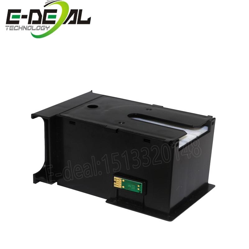 E-deal T6711 бак чернил обслуживания для Epson WorkForce WF-7210 WF-7710 WF-7720 ET-16500 WF-3540 WF-3620 коробка для обслуживания WF-3640