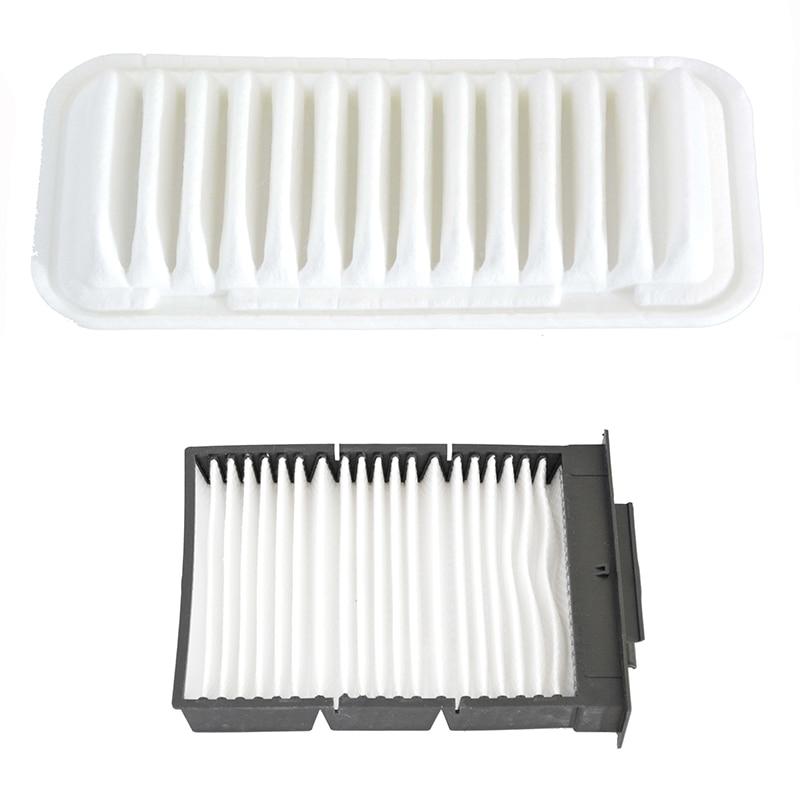 Filtro de la cabina del filtro de aire del coche para BYD F0 1.0L 2008-Geely Panda 1.0L 2009-BYD371QA-1109030 BYDLK-8101014