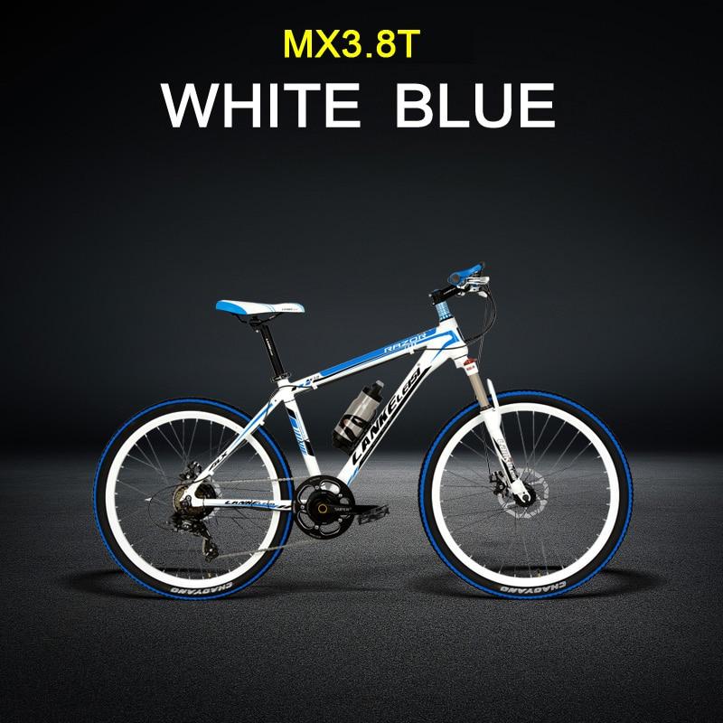 MX3.8T высококачественный 26 дюймов электрический велосипед 36 В 400 Вт датчик