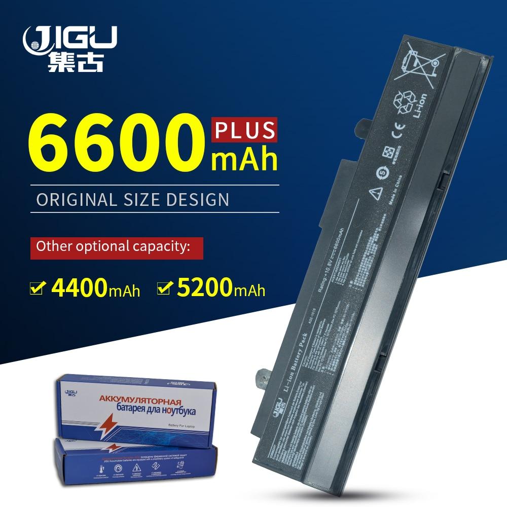 Jigu 6 células A31-1015 A32-1015 bateria do portátil para asus eee pc 1011 1015 1016 1215 série r011 r051 para lamborghini vx6