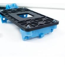 Сменный стабильный практичный Профессиональный радиатор охлаждения процессора кронштейн вентилятора задняя пластина крепкий радиатор крепление поддержка для AM2 AM3