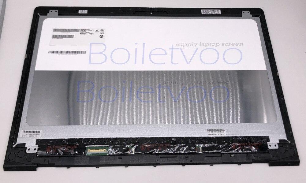 935938-001 935939-001 para Monitor de Marco biselado digititalizador táctil FHD, para HP ENVY 17-AE 17T-AE 4K UHD LCD, pantalla LED