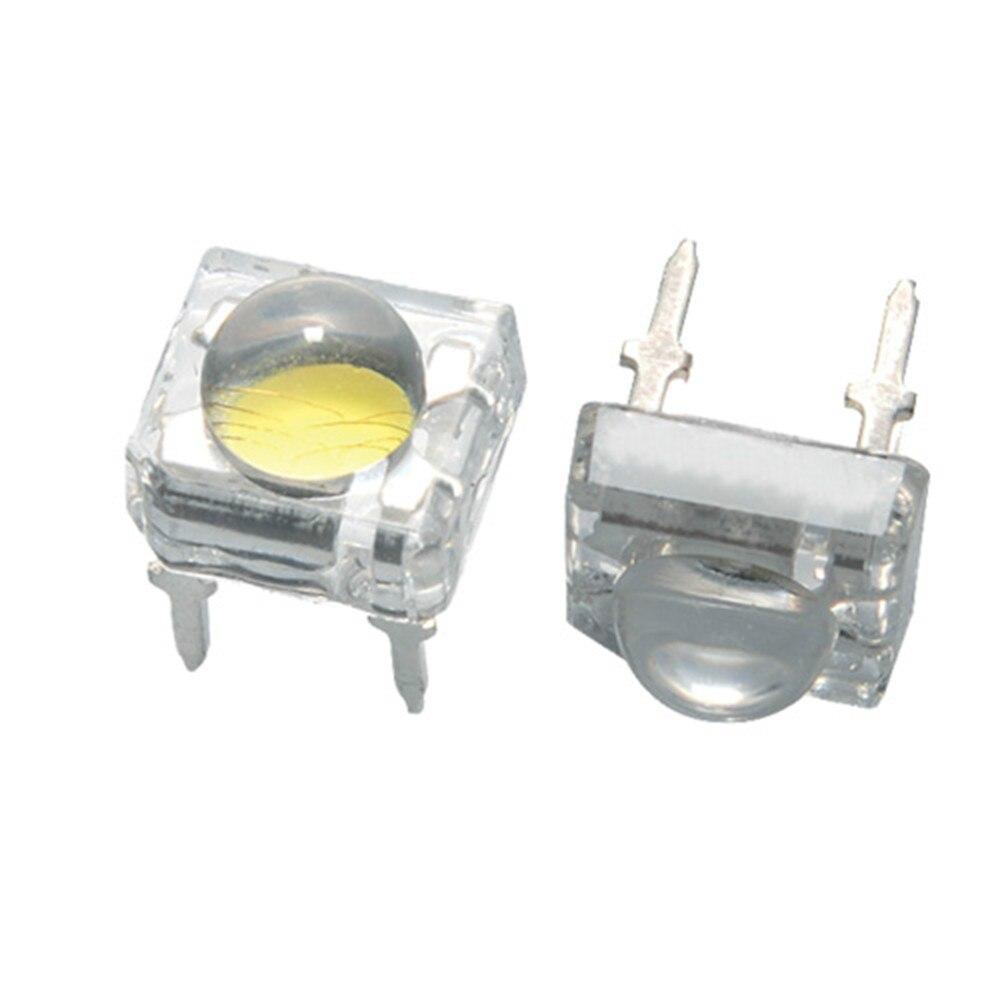 80mA 5mm Piranha LED, vier-chip, Adler-auge SMD Superflux LED, hohe Helligkeit Rot, Grün, Blau, Gelb, Warmes Weiß, Kaltes Weiß