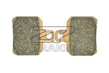 BIKE New Brake Pads Organic For Rear HOREX VR6 Roadster 2011-2013 OEM BRAKING Free Shipping