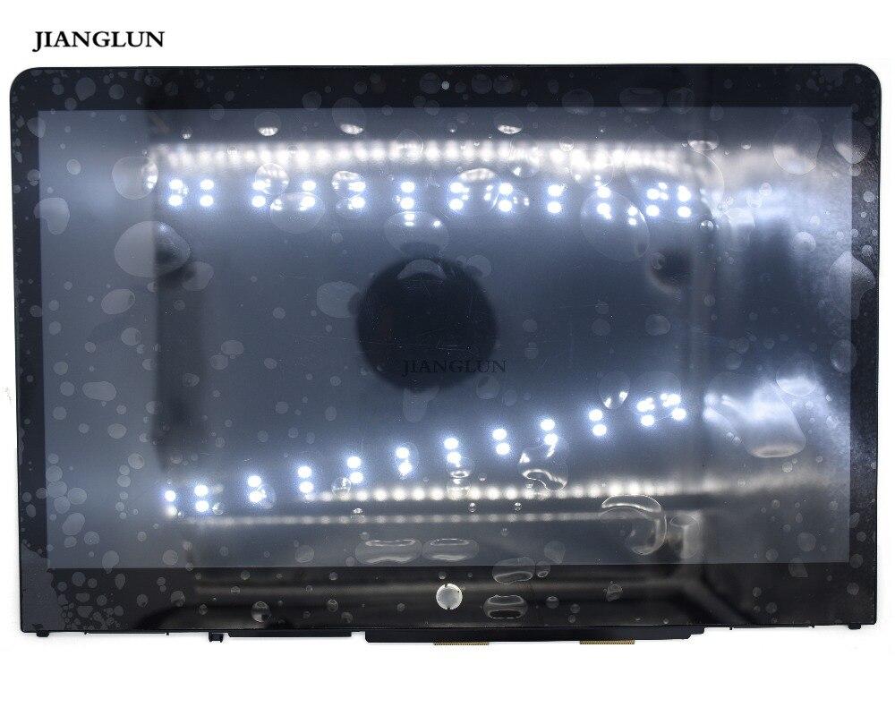 Jiang lun-تجميع LCD بإطار HP ، تجميع LCD بإطار 1920x1080 قابل للتحويل 14-BA008TU ، X360