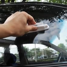 Невидимые стеклоочистители для лобового стекла, водоотталкивающие стеклоочистители, пленка для покрытия стекла, щетки для чистки автомобиля, 1 шт.