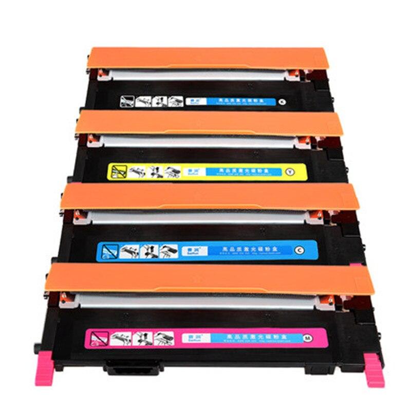 Цветной тонер-картридж для принтера Samsung CLT-K409S, совместимый с Samsung CLT-C409S/315 CLT-Y409S/3175/3175FN/3175N, CLP-310N