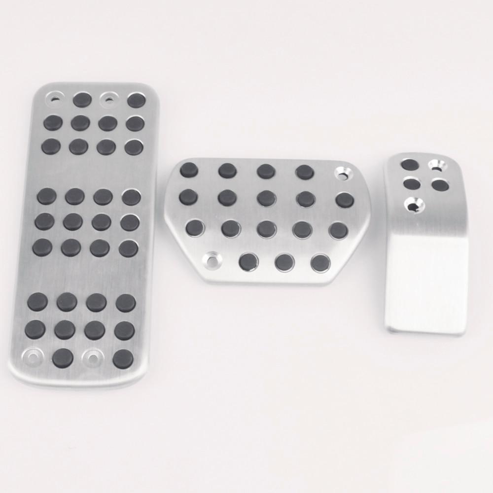 Gas Pedal modificado Pedal Pad placa para PEUGEOT 207, 301, 307, 208, 2008, 308 de 408 cc/CITROEN C3 C4/ DS 3 4 6 DS3 DS4 DS6